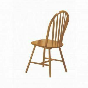 ACME Farmhouse Side Chair (Set-4) - 02482OAK - Oak