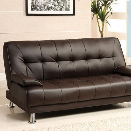 See Details - Beaumont Futon Sofa