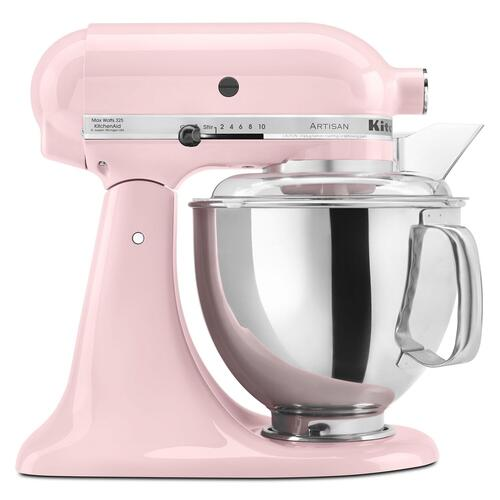 KitchenAid - Artisan® Series 5 Quart Tilt-Head Stand Mixer Pink