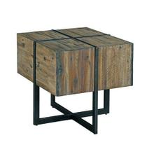 View Product - Modern Timber Accent End Table