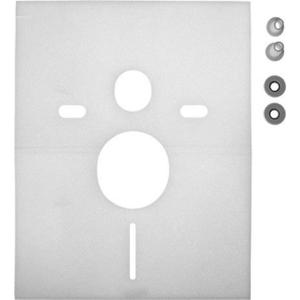 White Accessories Noise Reduction Gasket