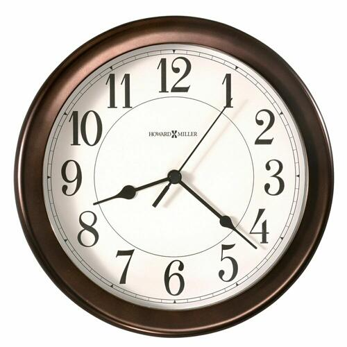 Gallery - Howard Miller Virgo Wall Clock 625381