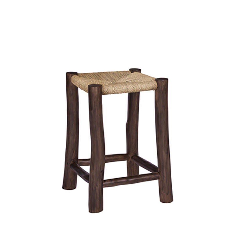 "24"" Counter Stool - Coffee Finish"