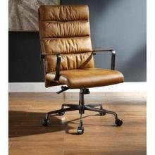 ACME Jairo Office Chair - 92566 - Sahara Top Grain Leather