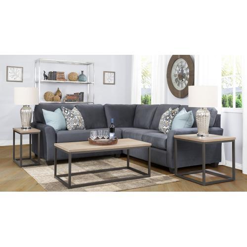 2A-31 LHF Corner Sofa Sectional