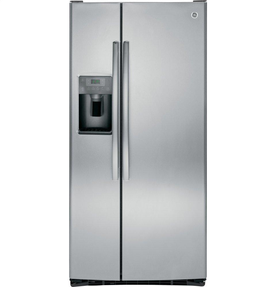 GE23.2 Cu. Ft. Side-By-Side Refrigerator