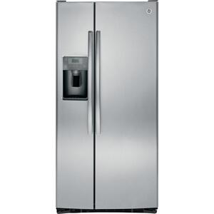 GEGE® 23.2 Cu. Ft. Side-By-Side Refrigerator