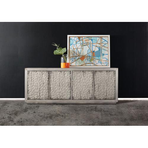 Living Room Melange Claydon Credenza