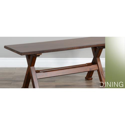 Nook Long Bench &