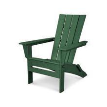 View Product - Quattro Folding Adirondack in Green