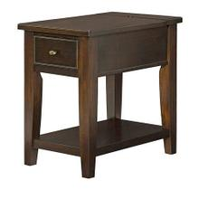 Boulevard Charging Chairside Table