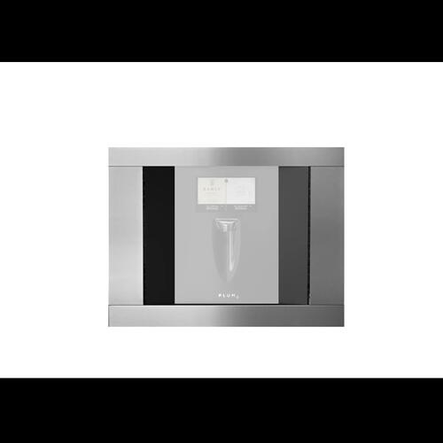 Plum - Stainless Steel Trim Kit Bundle for Built-In Plum Wine Dispenser Applications