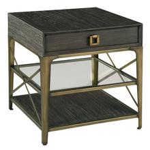 2-3803 Edgewater Lamp Table with Drawer