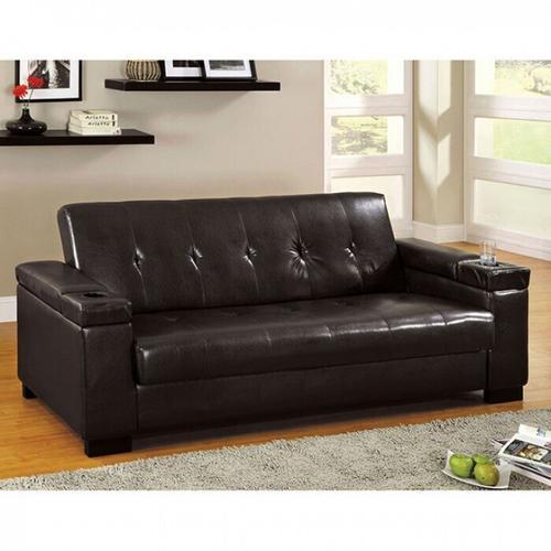 Furniture of America - Logan Futon Sofa