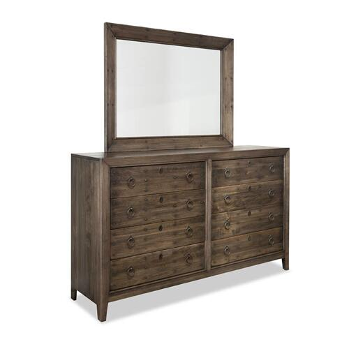 Gallery - 8 Drawer Dresser