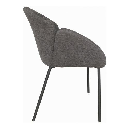 Gigi Dining Chair Dark Grey-m2