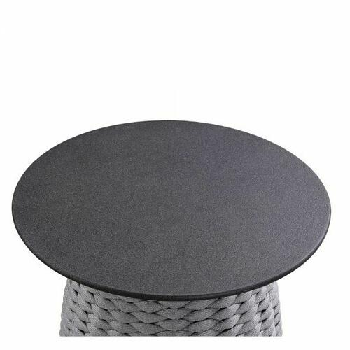 ACME Egil Patio Table - 45043 - Gray & Glass