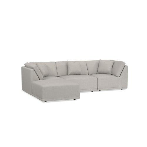 Knox Small Chaise Sectional