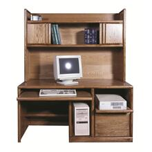 Forest Designs 60w Bullnose Desk & Hutch