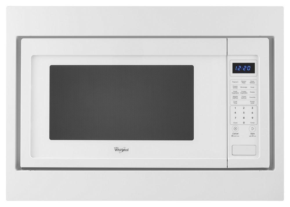 "Maytag27"" Trim Kit For Countertop Microwaves"