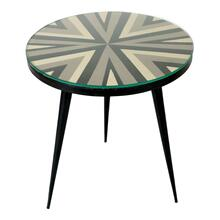 Crossing Accent Table