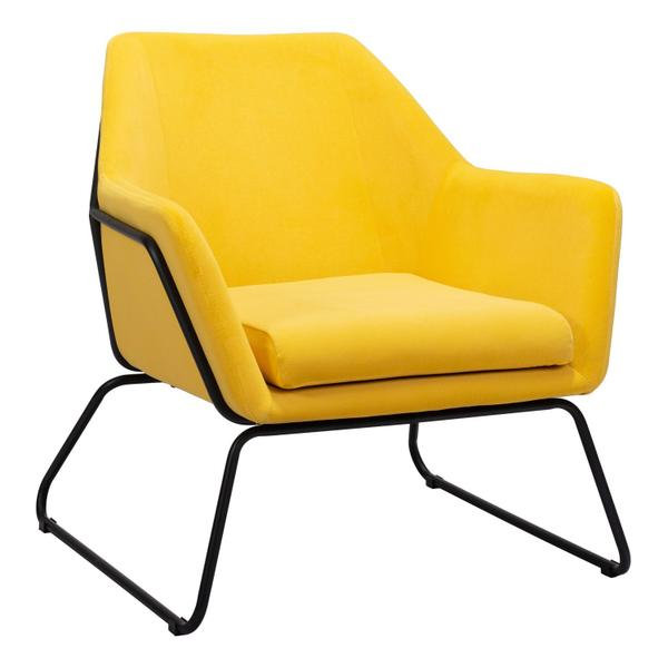 See Details - Jose Accent Chair Yellow