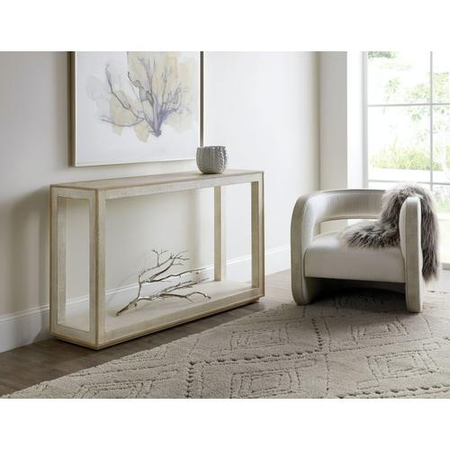 Living Room Cascade Console Table