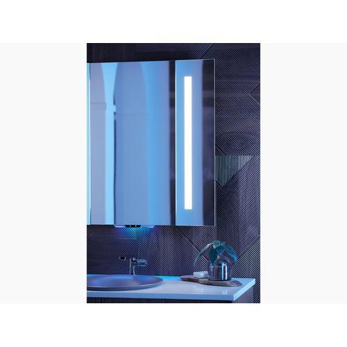"Kohler - Voice Lighted Mirror With Amazon Alexa, 34"" W X 33"" H"