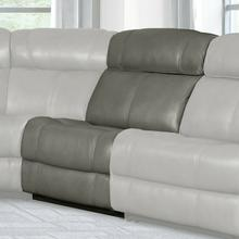 View Product - ECLIPSE - FLORENCE HERON Power Armless Recliner