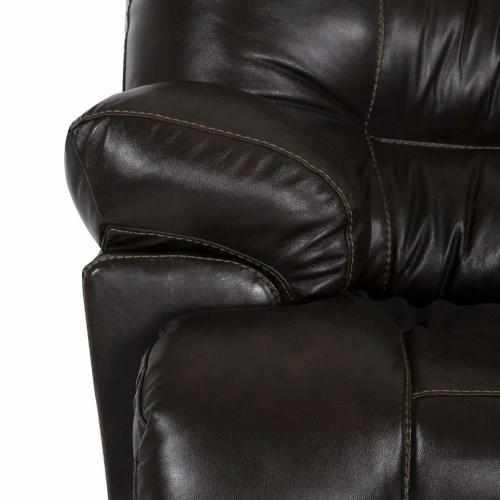 4585 Boss Leather Recliner