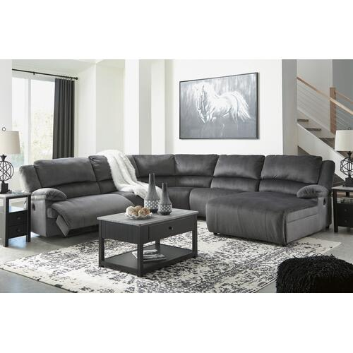 Clonmel 5-piece Power Reclining Sectional