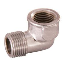Street Elbow - Polished Nickel