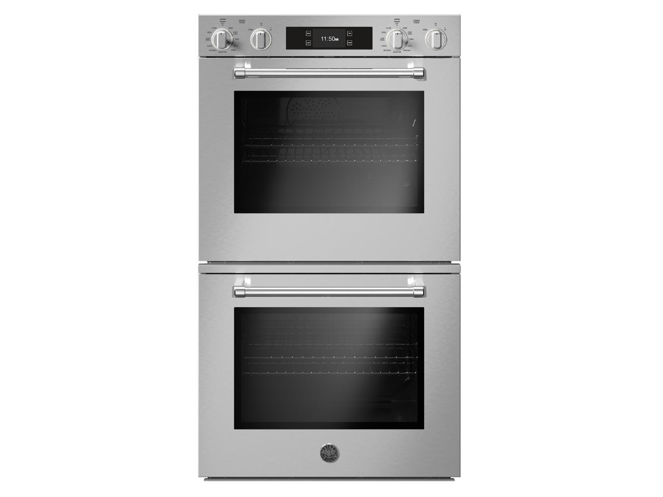 """30"""" Double Convection Oven Top Version"""