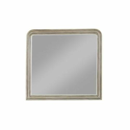 ACME Wynsor Mirror - 27534 - Antique Champagne