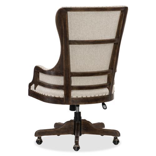 Hooker Furniture - Roslyn County Deconstructed Tilt Swivel Chair