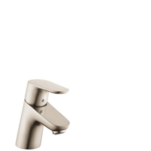 Brushed Nickel Single-Hole Faucet 70 with Pop-Up Drain, 1.2 GPM