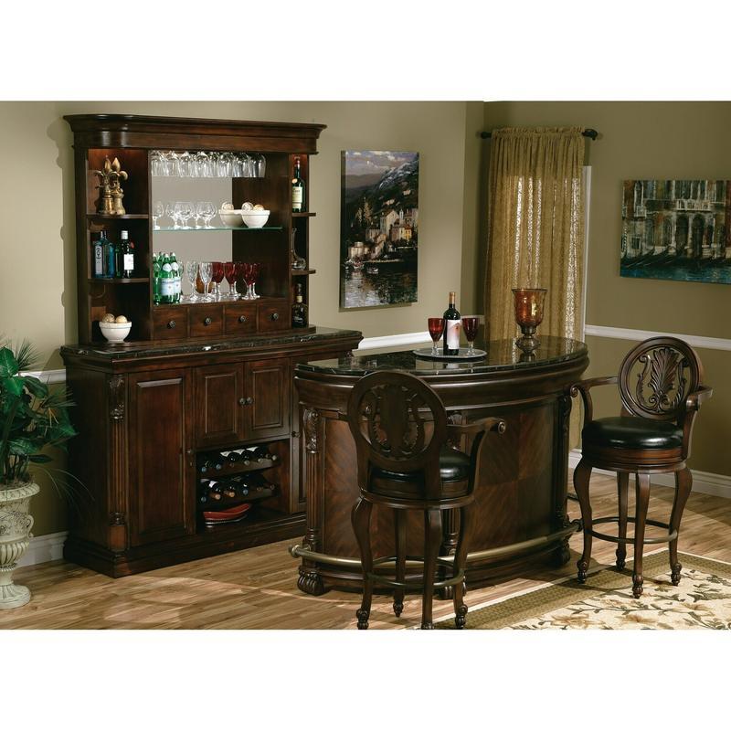 693-007 Niagara Bar Hutch