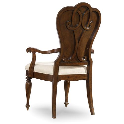 Hooker Furniture - Leesburg Upholstered Arm Chair - 2 per carton/price ea