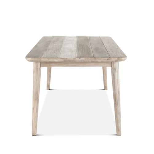 Boardwalk Rectangle Dining Table Natural