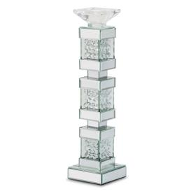 Mirrored/crystal Candle Holders Tall (2/pack) 151