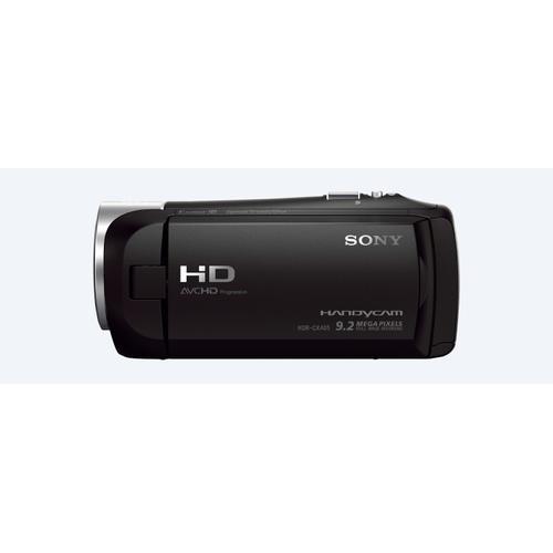 CX405 Handycam® with Exmor R® CMOS sensor