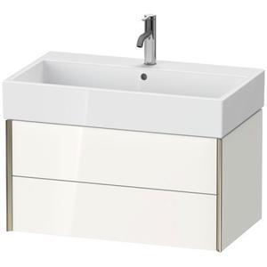 Duravit - Vanity Unit Wall-mounted, White High Gloss (decor)