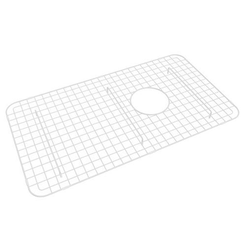 White Wire Sink Grid For RC3018 Kitchen Sink
