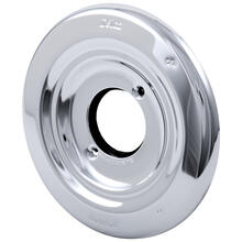 Chrome Escutcheon - Monitor ® 17 Series