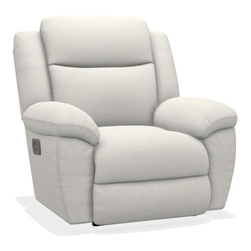 Joel Power Wall Recliner w/ Head Rest & Lumbar