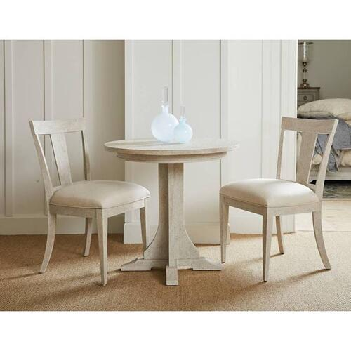 "Stanley Furniture - Portico 32"" Bistro Table - Drift"