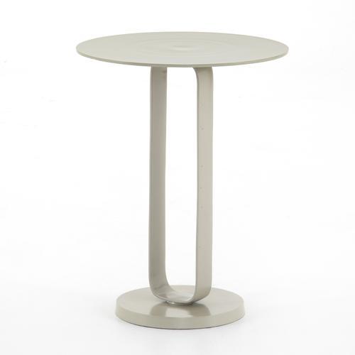 Soft Green Finish Douglas End Table