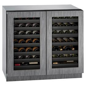"3036wcwc 36"" Dual-zone Wine Refrigerator With Integrated Frame Finish (115 V/60 Hz Volts /60 Hz Hz)"