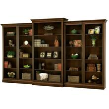 Howard Miller Oxford Left Return Bookcase 920002