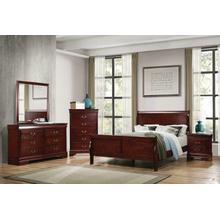 Twin 4pc Set (T.BED, Ns, Dr, Mr)